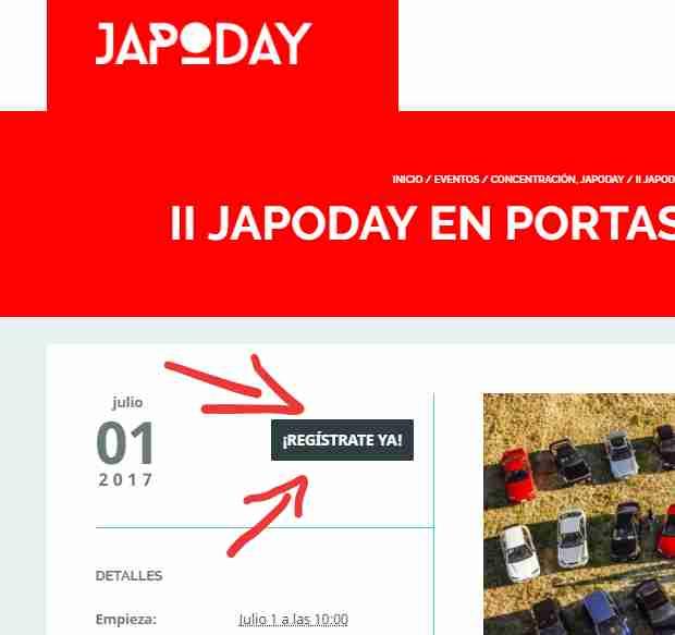 Registro Japoda II